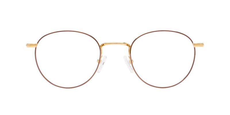 DUOS TW18047 C2 BROWN/GOLD TITANIUM
