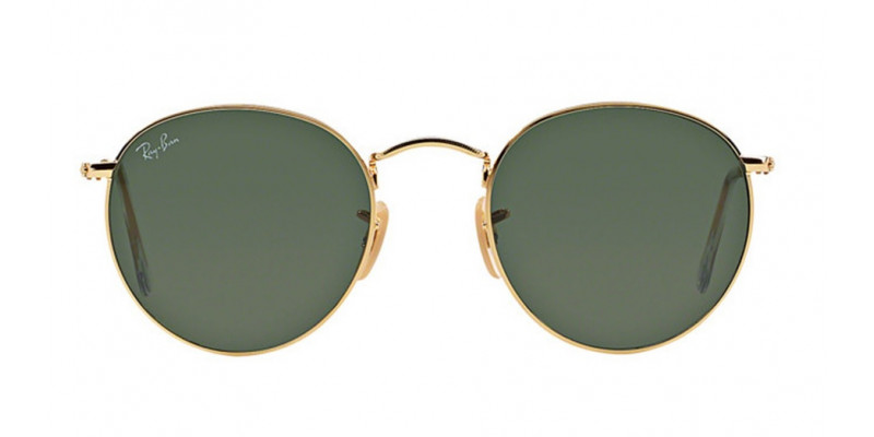 Ray-Ban RB3447 ROUND METAL 001